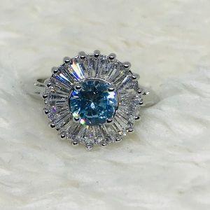 Avon Fabulous CZ Ring